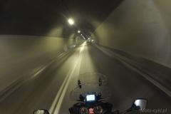 Alpejski Prolog - tunel 2