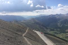 Podejście-na-szczyt-de-la-Bonette-1