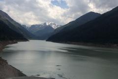 Jezioro Gepatschspeicher