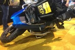 Touratech ochroni twój motocykl