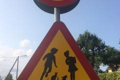 Szwecja motocyklem - znaki 3