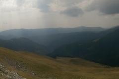 Transalpina - panorama