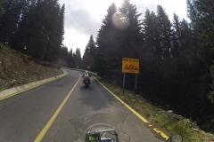 Transalpina - roboty drogowe