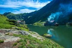 Jezioro na przełęczy