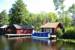 Stugi-nad-jeziorem-Vänern