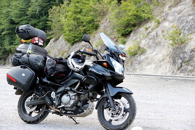 Motocykl turystyczny