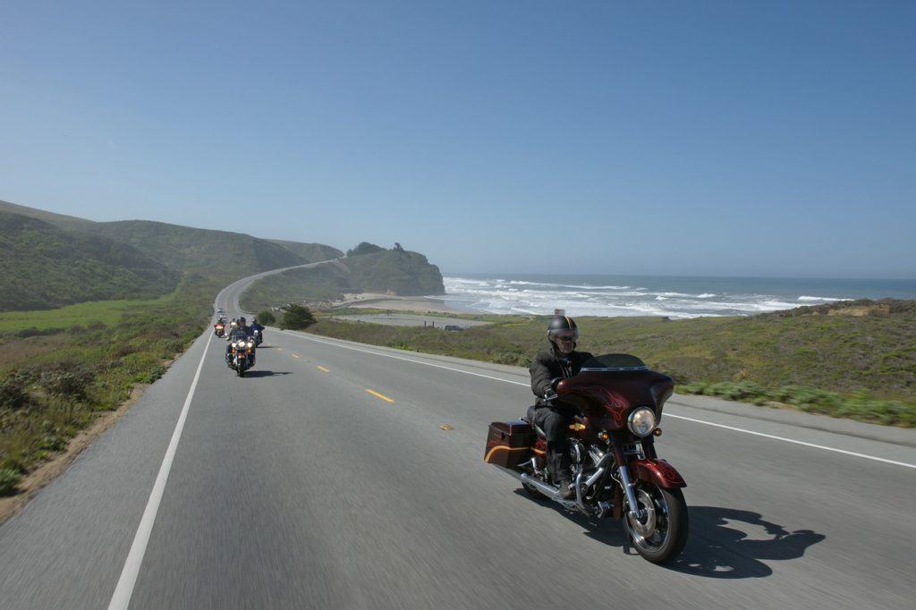 Wycieczka motocyklowa